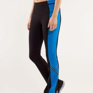 Lululemon Run Ice Queen pants size 6 in EUC